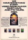 Journey Escape Atari ad