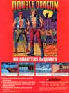 Double Dragon Atari ad