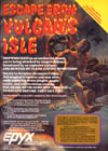 Escape From Vulcan's Isle