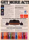 Los Angeles 1984 Games Atari ad