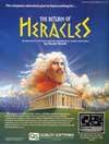 Return of Heracles (The) Atari ad