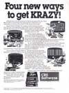 Four new ways to get KRAZY!