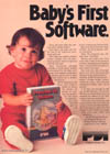 Baby's First Software