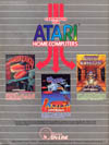 Cartridges for Atari Home Computers