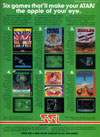 Six games that'll make your Atari...