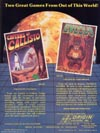 Caverns of Callisto Atari ad