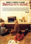 Red Sea Crossing Atari ad
