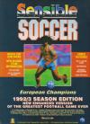 Sensible Soccer European Champions - 1992/3 Season Edition Atari ad