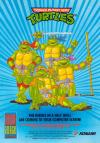 Teenage Mutant Hero Turtles Atari ad