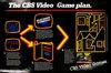 The CBS Video Game Plan. Atari ad