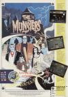 Munsters (The) Atari ad
