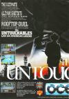 Untouchables (The) Atari ad