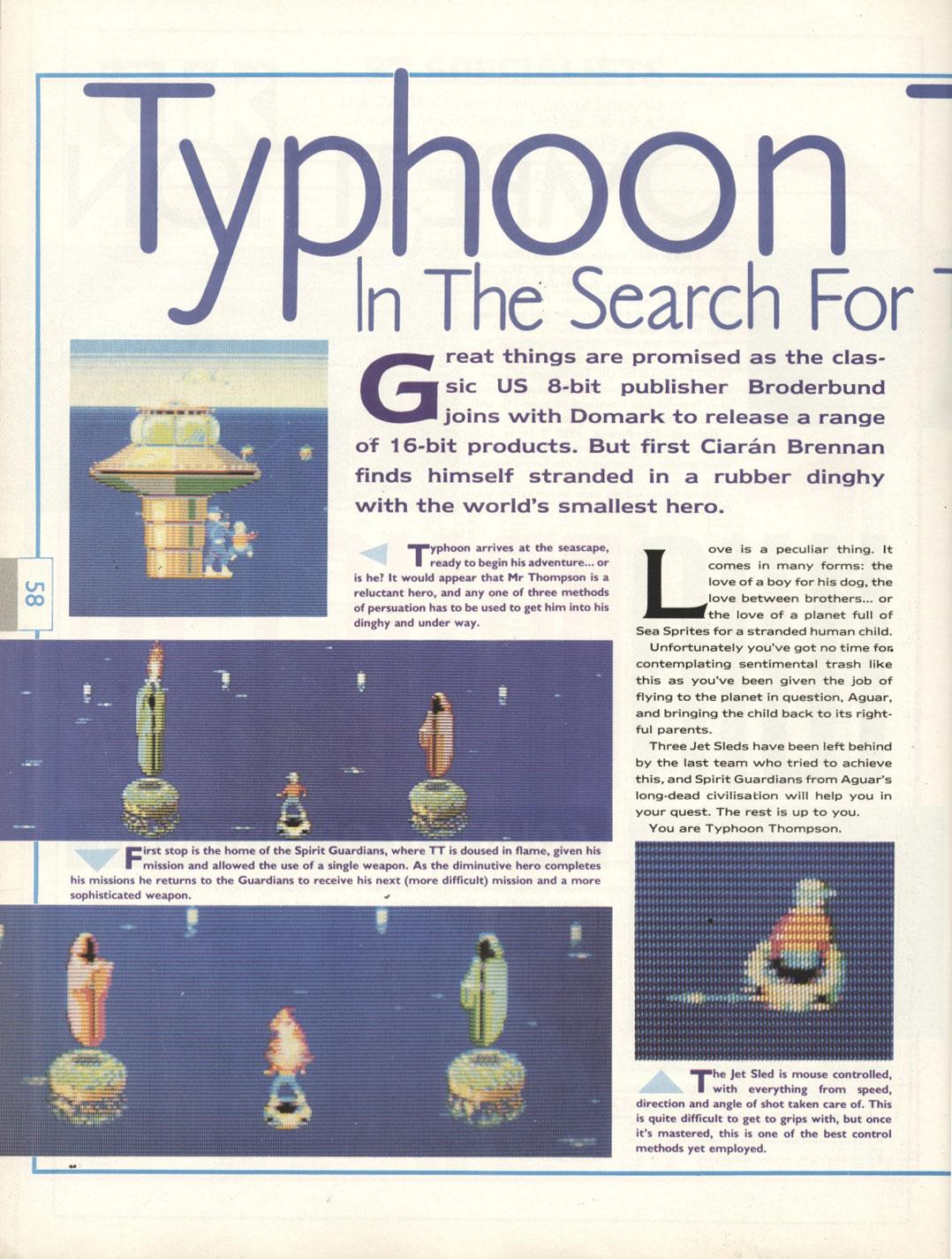 typhoon thompson