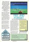 Fire and Forget Atari review