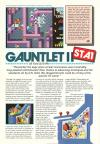 Gauntlet II Atari review