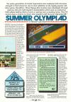 Summer Olympiad Atari review