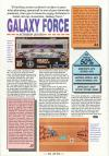 Galaxy Force II Atari review