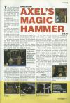 Axel's Magic Hammer Atari review