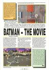 Batman - The Movie Atari review
