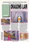 Dragon's Lair Atari review