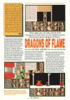 Dragons of Flame Atari review