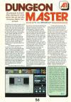 Dungeon Master Atari review