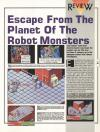 Escape from the Planet of the Robot Monsters Atari review