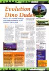 Evolution Dino Dudes [Falcon030] Atari review