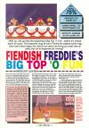 Fiendish Freddy's Big Top o'Fun Atari review
