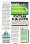Football Manager II Atari review
