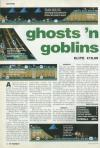Ghosts'n Goblins Atari review