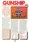 Gunship Atari review