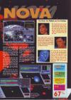 Hard Nova Atari review