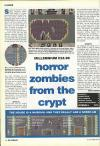 Horror Zombies from the Crypt Atari review