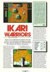 Ikari Warriors Atari review