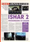 Ishar II - Messengers of Doom Atari review