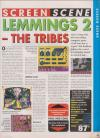 Lemmings II - The Tribes Atari review