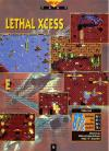 Lethal Xcess - Wings of Death II Atari review