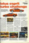 Lotus Esprit Turbo Challenge Atari review