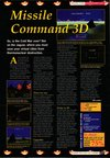 Missile Command 3D Atari review