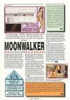 Moonwalker - The Computer Game Atari review
