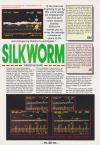Silkworm Atari review