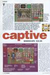 Captive Atari review