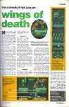 Wings of Death Atari review