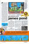James Pond - Underwater Agent Atari review