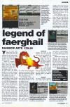 Legend of Faerghail Atari review