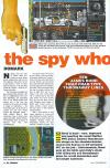 Spy Who Loved Me (The) Atari review