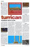 Turrican Atari review