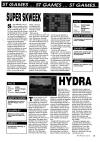 Hydra Atari review