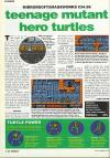 Teenage Mutant Hero Turtles Atari review